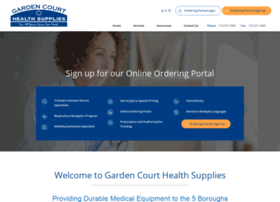 gardencourths.com