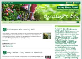 gardenersblog.jerseyplantsdirect.com