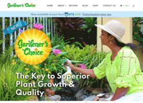gardenerschoice.com