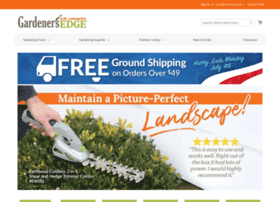 gardenersedge.com