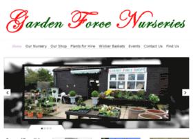 gardenforcenurseries.com