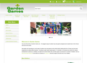 gardengamesltd.co.uk