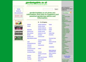 gardeningdata.co.uk