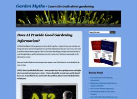 gardenmyths.com