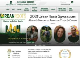 gardens.uncc.edu