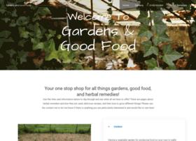 gardensandgoodfood.com