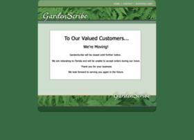 Gardening journal template websites and posts on gardening