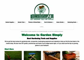 gardensimply.com