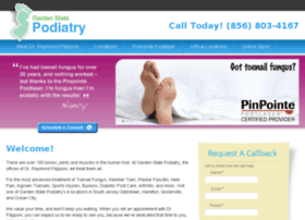 gardenstatepodiatry.com