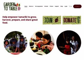 gardentotable.org.nz