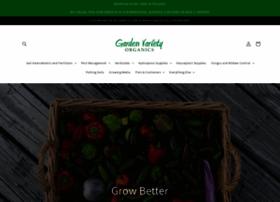 gardenvarietyorganics.com