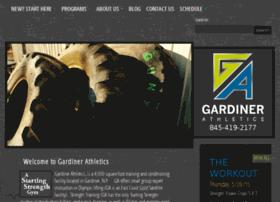gardinerathletics.com
