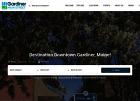 gardinermainstreet.org