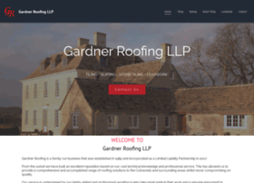 gardnerroofing.co.uk