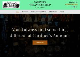 gardnersantiques.co.uk