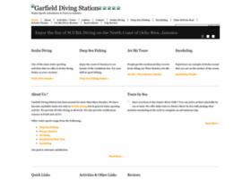 garfielddiving.com