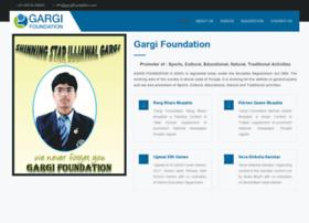 gargifoundation.com