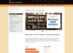 garland.tusculum.edu