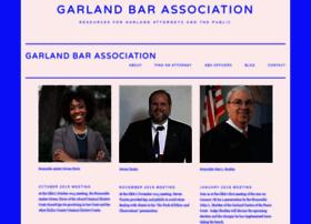 garlandbarassociation.org