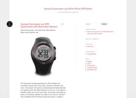 garminforerunnerwatch.wordpress.com