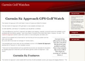 garmingolfwatches.com
