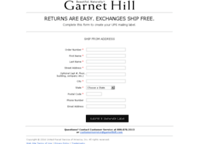 garnet-hill.upsrow.com