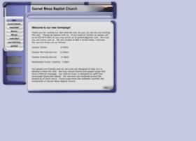 garnetmesabaptist.com