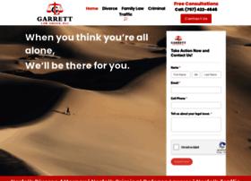 garrettlawgroup.com