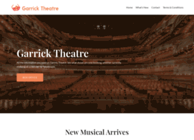 garrick-theatre.co.uk