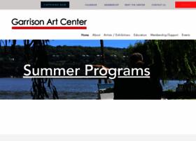 garrisonartcenter.org
