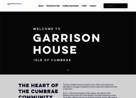 garrisonhousecumbrae.com