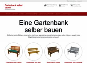 gartenbank-selber-bauen.de