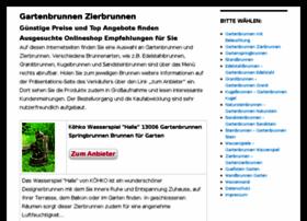 gartenbrunnen-zierbrunnen.de