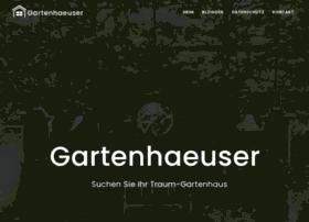 gartenhaeuser.org