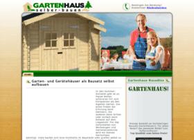 gartenhaus-selber-bauen.com