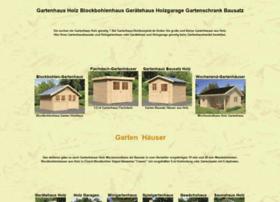 gartenhaus.holzkomplett.de