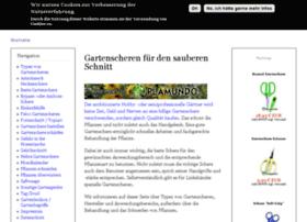 gartenscheren.net