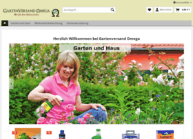 gartenversand-omega.de