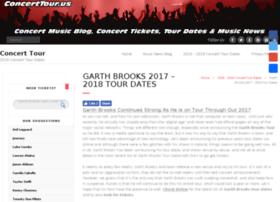 garthbrookstourdates.com