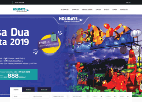 garudaindonesiaholidays.com