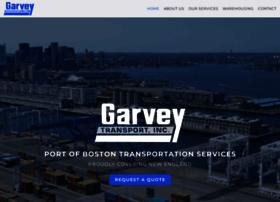 garveytransport.com
