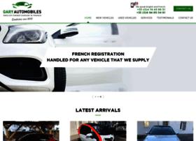 gary-automobiles.com