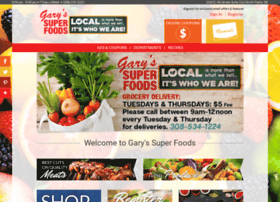 garyssuperfoods.com