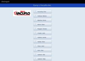 garysvacuflo.clockapp.com