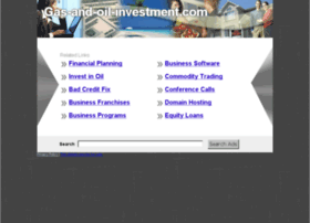 gas-and-oil-investment.com