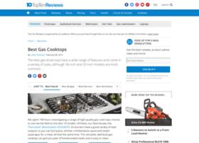 gas-cooktop-review.toptenreviews.com