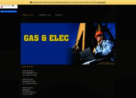 gasandelectricityengineers.co.uk