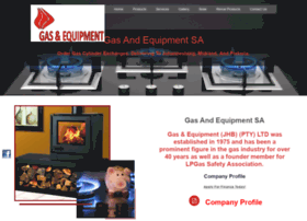 gasandequipment.co.za