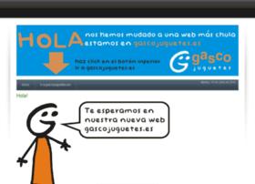 gasco.joguines.com