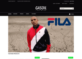 gasoil-footwear.fr